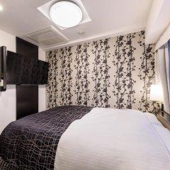 APA Hotel Hatchobori Shintomicho комната для гостей фото 2