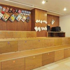 Отель Khaosan Tokyo Laboratory Токио интерьер отеля фото 3