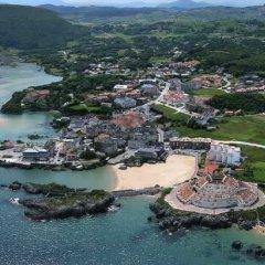 Отель Playas Isla Испания, Арнуэро - отзывы, цены и фото номеров - забронировать отель Playas Isla онлайн пляж