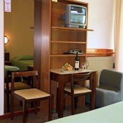 Hotel Davost Форни-ди-Сопра удобства в номере