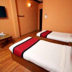 Отель Holy Lodge Непал, Катманду - 1 отзыв об отеле, цены и фото номеров - забронировать отель Holy Lodge онлайн комната для гостей фото 4