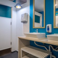 Отель No Limit Bairro Alto ванная
