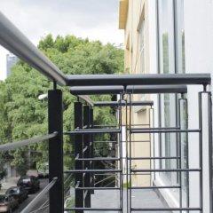 Отель Hostal Cuija Coyoacan Мексика, Мехико - отзывы, цены и фото номеров - забронировать отель Hostal Cuija Coyoacan онлайн балкон