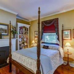 Отель Steele Cottage США, Виксбург - отзывы, цены и фото номеров - забронировать отель Steele Cottage онлайн комната для гостей фото 5
