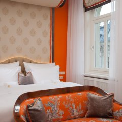 Hotel Kaiserhof Wien комната для гостей фото 5