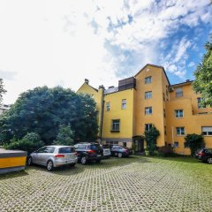 Отель LEHENERHOF Зальцбург парковка