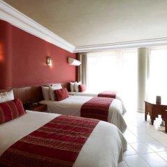 Отель Hôtel Casablanca Марокко, Касабланка - отзывы, цены и фото номеров - забронировать отель Hôtel Casablanca онлайн комната для гостей фото 4
