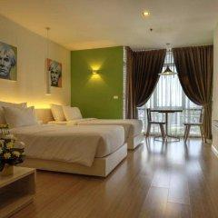 Brighton Hotel & Residence Бангкок комната для гостей фото 5