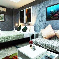 Отель Phuket Paradiso Hotel Таиланд, Бухта Чалонг - отзывы, цены и фото номеров - забронировать отель Phuket Paradiso Hotel онлайн комната для гостей фото 2