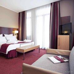 Отель Mercure Roma Piazza Bologna Италия, Рим - 1 отзыв об отеле, цены и фото номеров - забронировать отель Mercure Roma Piazza Bologna онлайн комната для гостей