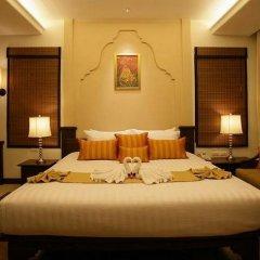 Отель Ravindra Beach Resort And Spa комната для гостей фото 12