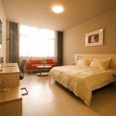 Отель Jinjiang Inn Shenzhen Huanggang Port Китай, Шэньчжэнь - отзывы, цены и фото номеров - забронировать отель Jinjiang Inn Shenzhen Huanggang Port онлайн комната для гостей
