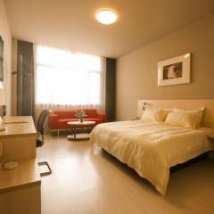 Отель Jinjiang Inn Style Dongguan Humen Huanghe Fashion City комната для гостей фото 5