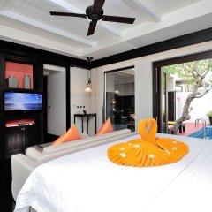 Отель Malisa Villa Suites пляж Ката комната для гостей фото 5