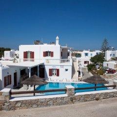Отель Domna Греция, Миконос - отзывы, цены и фото номеров - забронировать отель Domna онлайн пляж фото 2