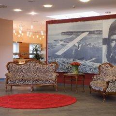 NH Zürich Airport Hotel интерьер отеля фото 2