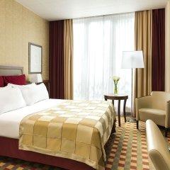 Отель Crowne Plaza Paris Republique комната для гостей