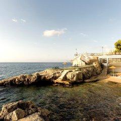 Отель Barceló Illetas Albatros - Только для взрослых пляж