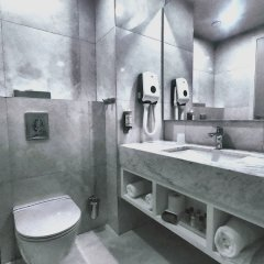 NissiBlu Beach Resort in Ayia Napa, Cyprus from 124$, photos, reviews - zenhotels.com bathroom