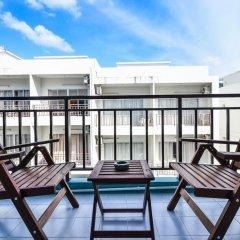 Отель Two Color Patong балкон фото 5