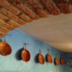 Отель Posada Margaritas детские мероприятия