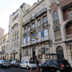 Отель Saldanha Лиссабон