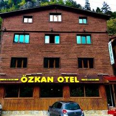 Ozkan Hotel Турция, Узунгёль - отзывы, цены и фото номеров - забронировать отель Ozkan Hotel онлайн парковка