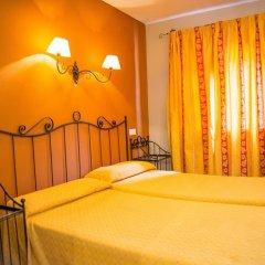 Отель Santa Cruz Испания, Гуэхар-Сьерра - отзывы, цены и фото номеров - забронировать отель Santa Cruz онлайн комната для гостей фото 3