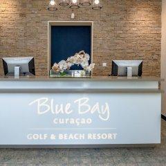 Отель Blue Bay Curacao Golf & Beach Resort интерьер отеля фото 2