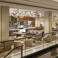 Отель Hilton San Francisco Union Square гостиничный бар