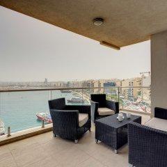 Отель Contemporary, Luxury Apartment With Valletta and Harbour Views Мальта, Слима - отзывы, цены и фото номеров - забронировать отель Contemporary, Luxury Apartment With Valletta and Harbour Views онлайн фото 24