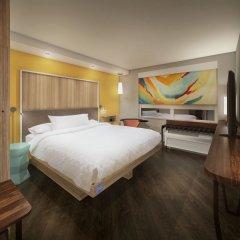Отель Tru By Hilton Meridian комната для гостей