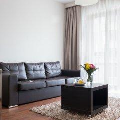 Апартаменты Chopin Apartments Platinum Towers комната для гостей фото 4