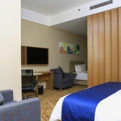 Отель Holiday Inn Express Chengdu West Gate комната для гостей фото 3