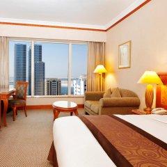 Отель Hilton Sharjah ОАЭ, Шарджа - 10 отзывов об отеле, цены и фото номеров - забронировать отель Hilton Sharjah онлайн комната для гостей