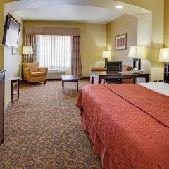 Отель La Quinta Inn & Suites Vicksburg США, Виксбург - отзывы, цены и фото номеров - забронировать отель La Quinta Inn & Suites Vicksburg онлайн комната для гостей