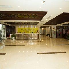 Muong Thanh Three Star Hotel Халонг интерьер отеля