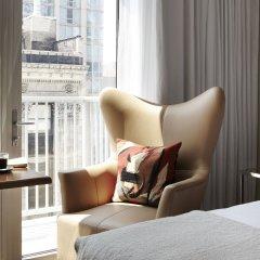 Отель Mondrian Park Avenue США, Нью-Йорк - отзывы, цены и фото номеров - забронировать отель Mondrian Park Avenue онлайн балкон
