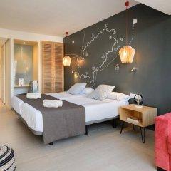 Отель Playasol Cala Tarida Сан-Лоренс де Балафия комната для гостей