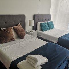 Отель Nuevo-Lujoso Depa Polanco C-Terraza 2206 Мехико комната для гостей