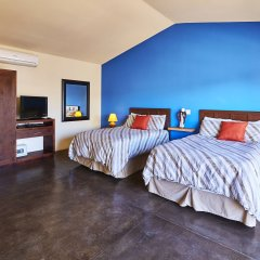 Отель San Angel Suites Педрегал комната для гостей фото 3