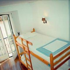 Отель Oasis Backpackers' Mansion Lisbon Лиссабон комната для гостей фото 2