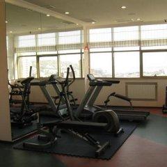 Отель Central Park фитнесс-зал фото 4