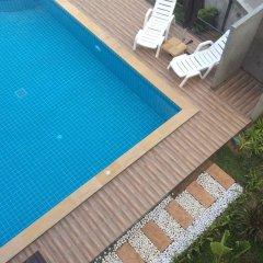 Отель Raya Boutique Hotel Таиланд, Самуи - отзывы, цены и фото номеров - забронировать отель Raya Boutique Hotel онлайн бассейн