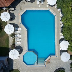 Отель Lily Ann Village Ситония фитнесс-зал