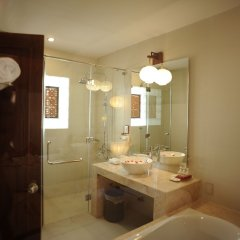 Отель Vinh Hung Riverside Resort & Spa ванная фото 2
