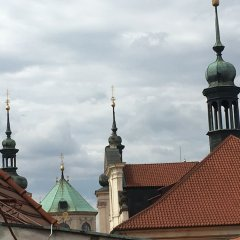 Отель Incredible 2Br Loft in Heart of Prague фото 5