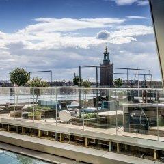 Отель Scandic Continental Стокгольм балкон