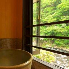 Отель Shofuro Matsuya Япония, Насусиобара - отзывы, цены и фото номеров - забронировать отель Shofuro Matsuya онлайн ванная