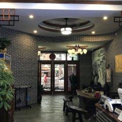 Yingjia Chain Hostel (Dongguan Jinyue) интерьер отеля фото 3